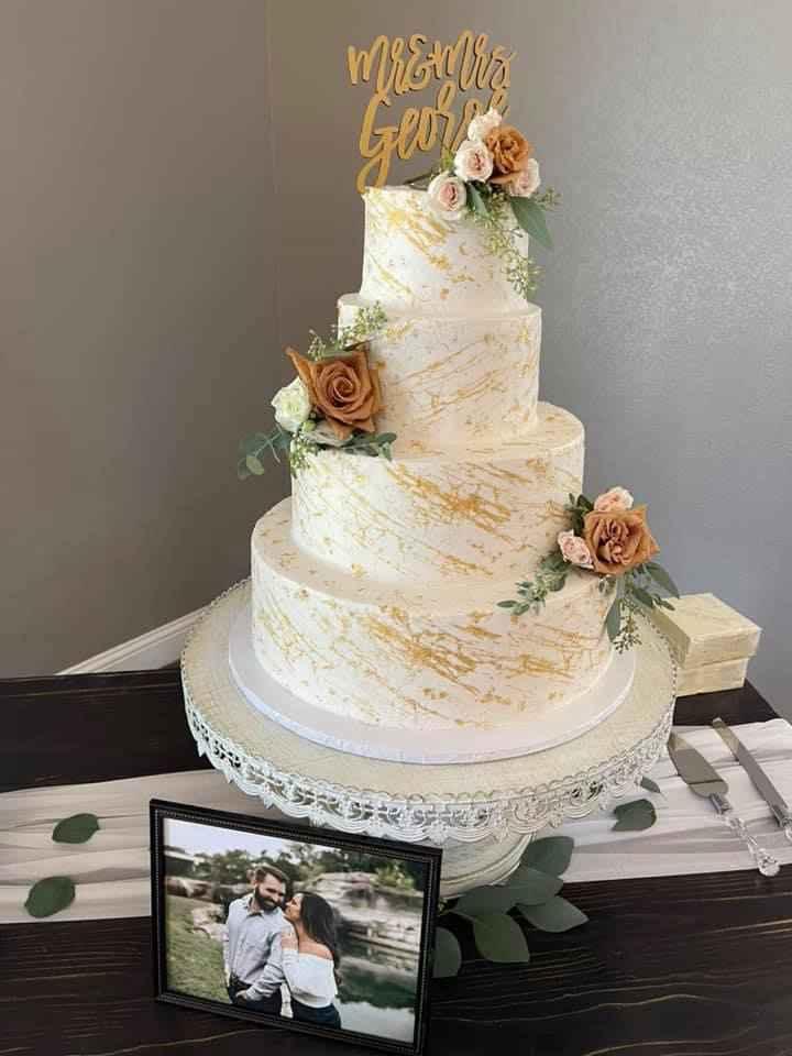 Cake Flavors, Tiers & Design - 3