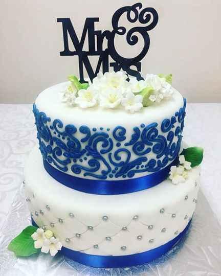 Cake Flavors, Tiers & Design - 4