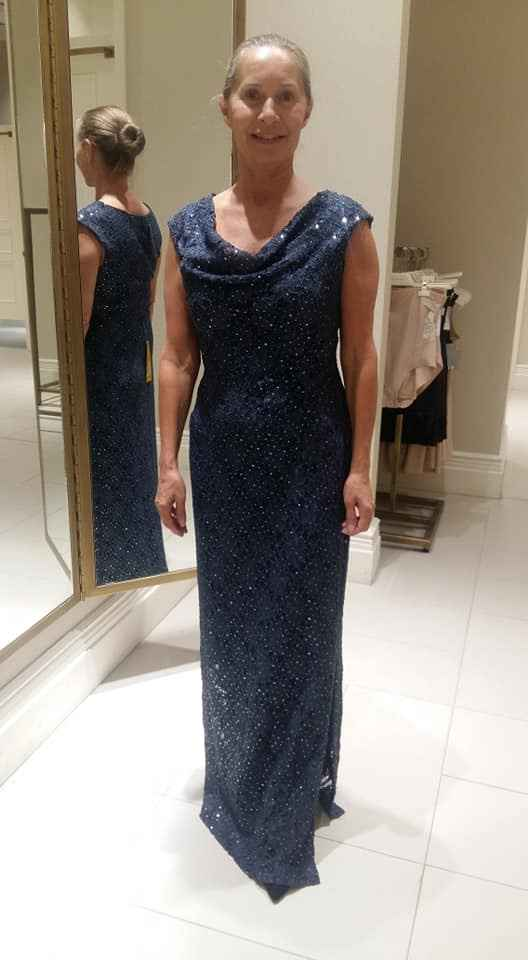 Mother Of The Bride Dress - 1
