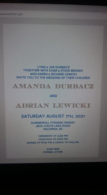 Invitations 4