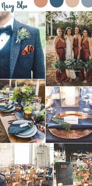 Suit colour for a fall themed wedding? 4