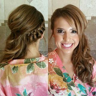 Bridal hair 6
