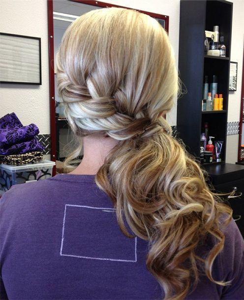 Bridal hair 7