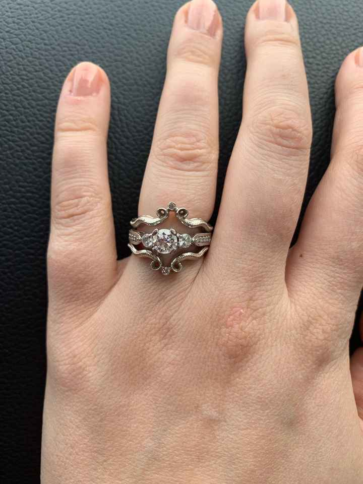 Engagement rings - 1
