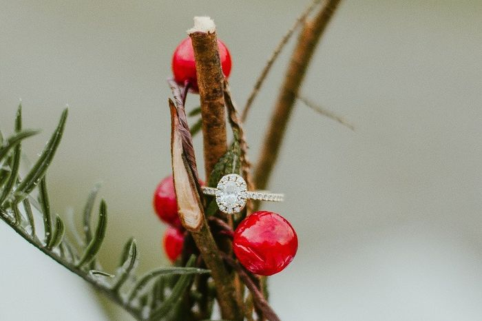 Gold Engagement Ring 4