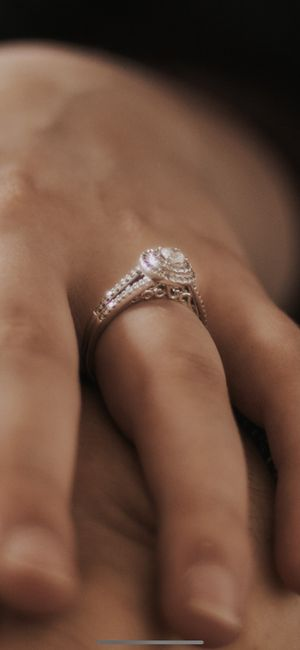 Brides of 2021! Show us your ring!! 4