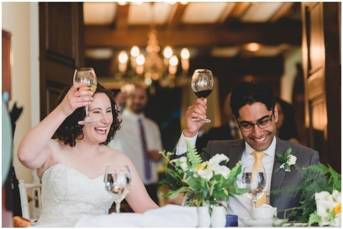 Who Is Giving A Toast At Your Reception Wedding Reception Forum