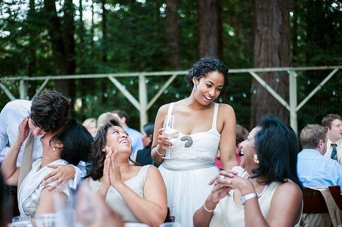 Receiving Line Vs Table Visits Wedding Reception Forum