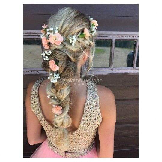 Favorite braided bridal hairstyles? - Beauty - Forum Weddingwire.ca