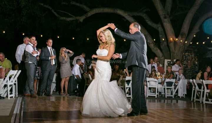 Father Daughter Dance (Parent Dances) - Dad Spinning Bride