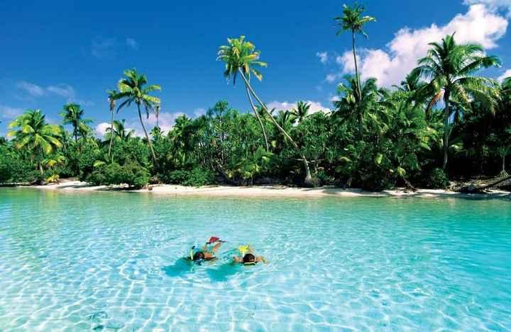 Honeymoon Snorkeling