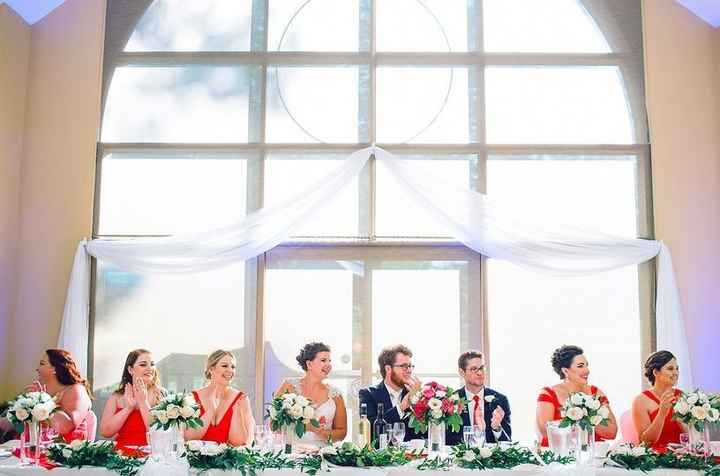Green or Red Light: Top Table? - 1