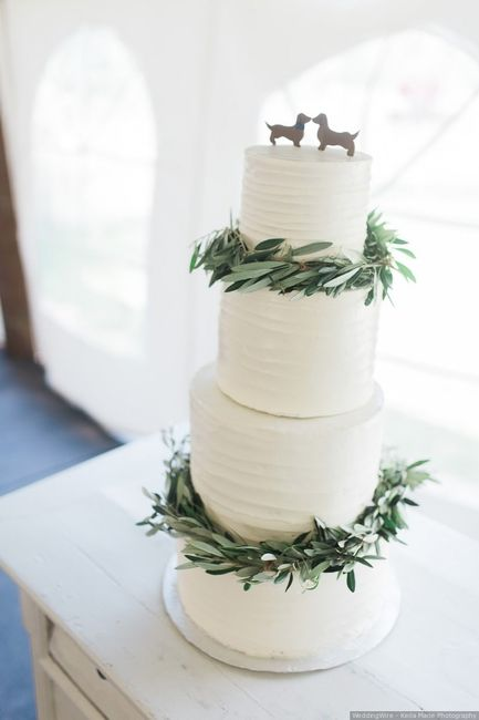 Show me your cake topper! 1