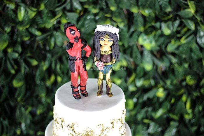 Show me your cake topper! 2