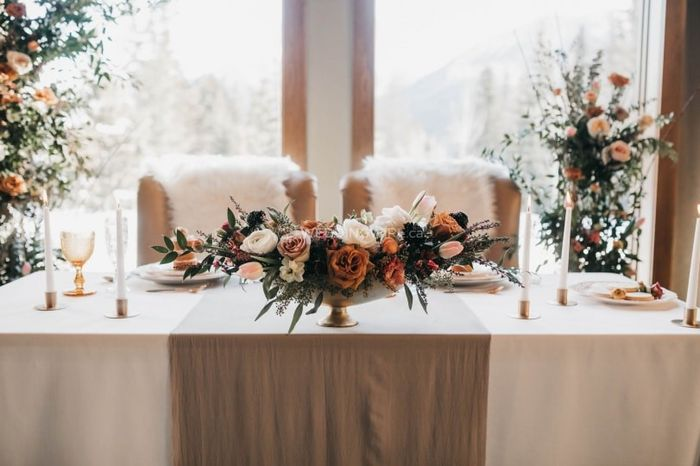Sweetheart or Head Table? 1