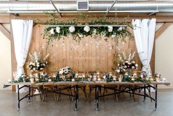 Sweetheart or Head Table? 2