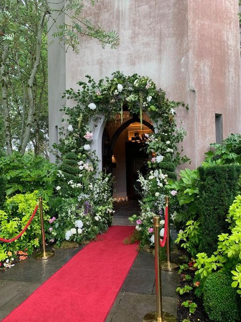 Farthest you've ever travelled to attend a wedding? 2