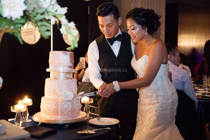 Wedding cake - is it a must-do? 1
