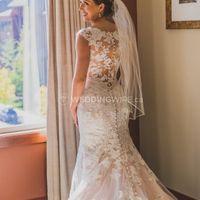 Wedding Dress Silhouette - Mermaid / Fit-n-flare