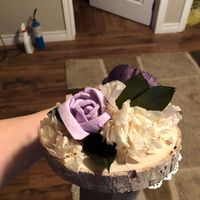 diy Artifcial Bouquet Results - 2