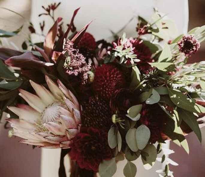 Wedding bouquets - 1