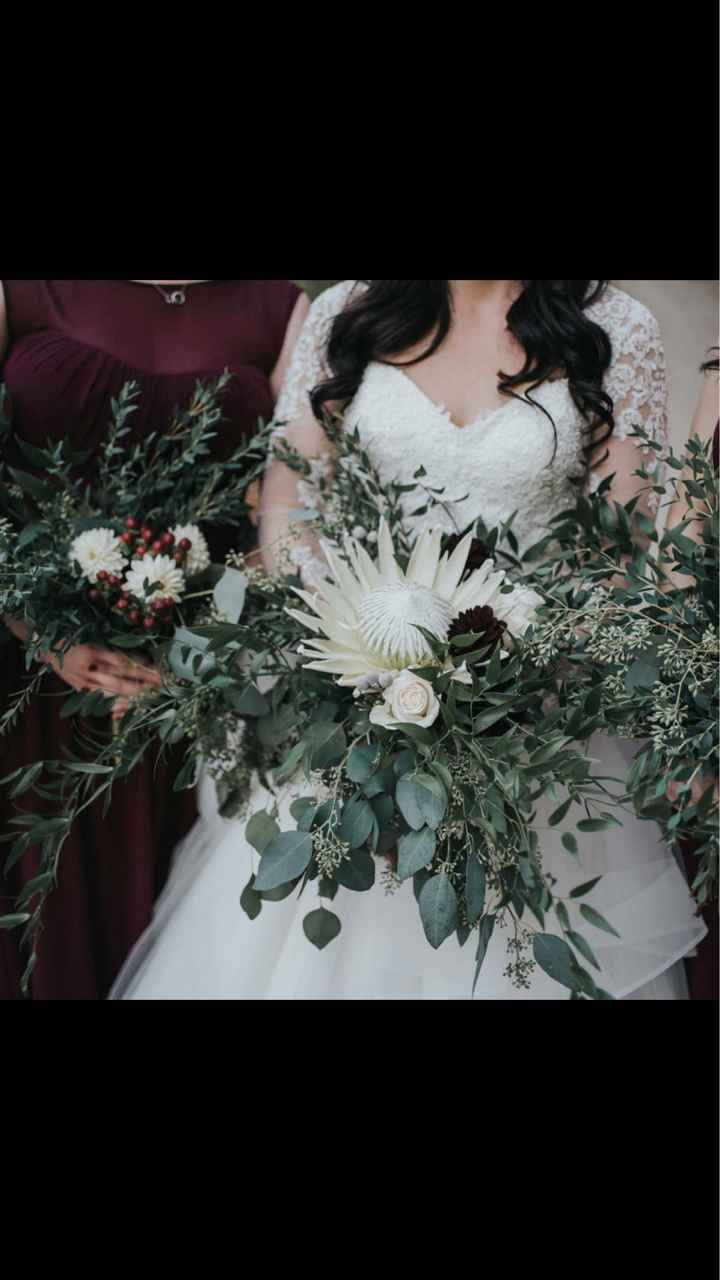 Wedding bouquets - 2