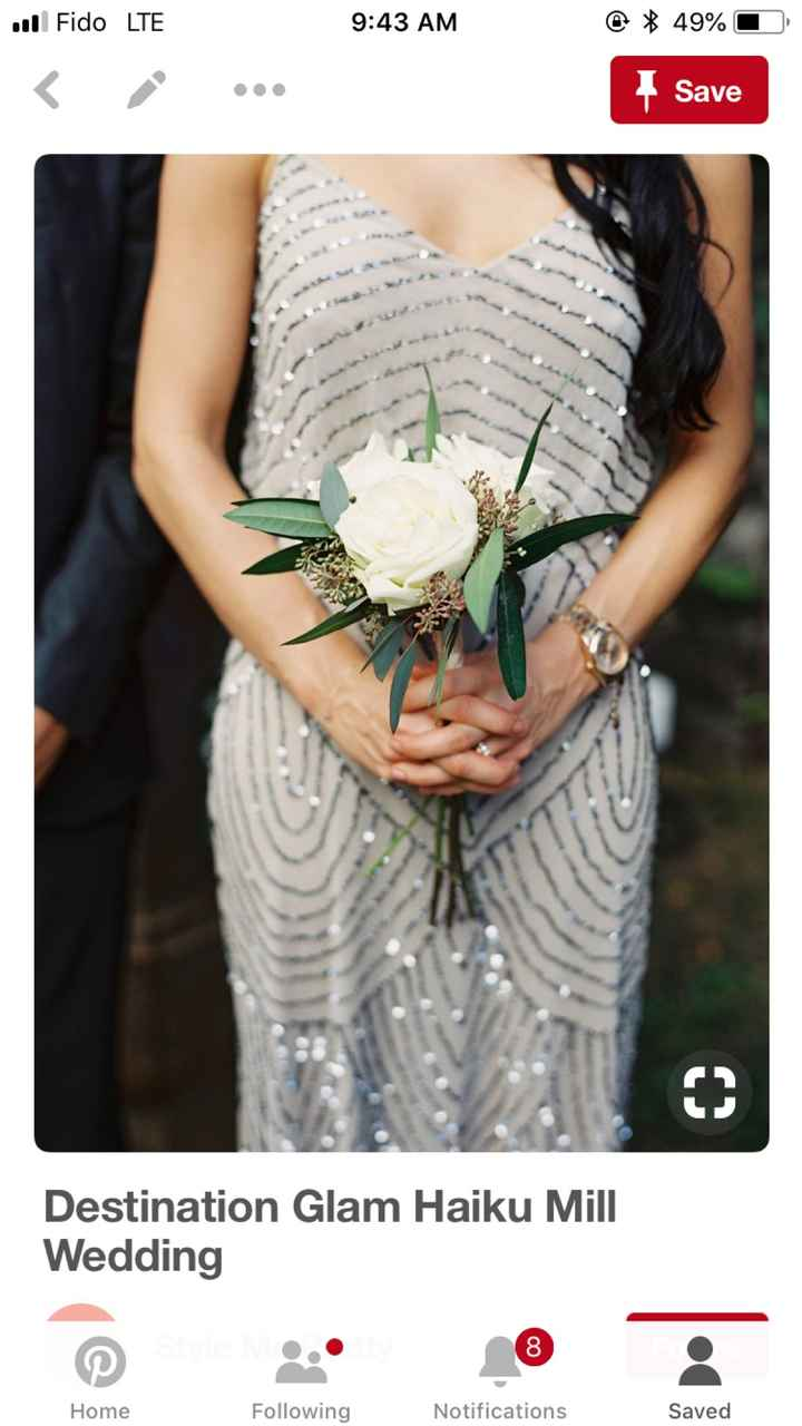 Wedding bouquets - 4