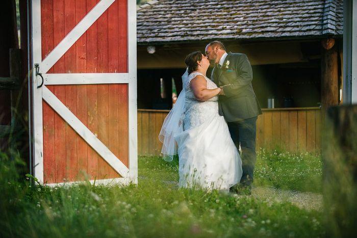 Our Jasper wedding 1