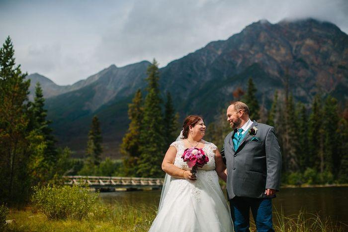 Our Jasper wedding 3