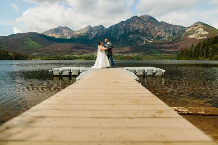 Our Jasper wedding 6