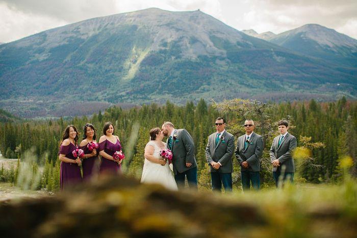 Our Jasper wedding 7