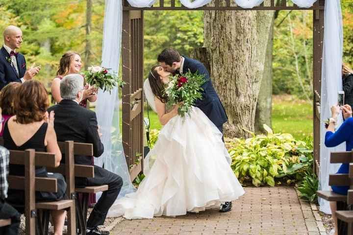 Finally Got Our Wedding Photos Back! - 1