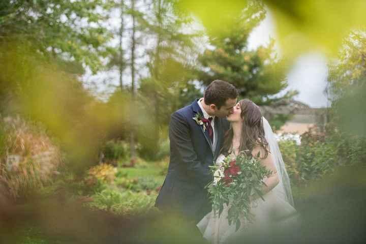 Finally Got Our Wedding Photos Back! - 2