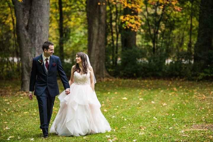 Finally Got Our Wedding Photos Back! - 3