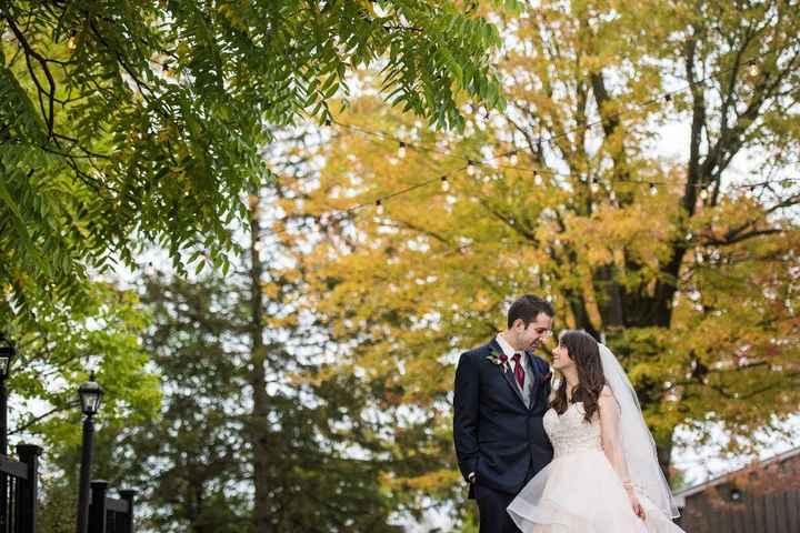 Finally Got Our Wedding Photos Back! - 5
