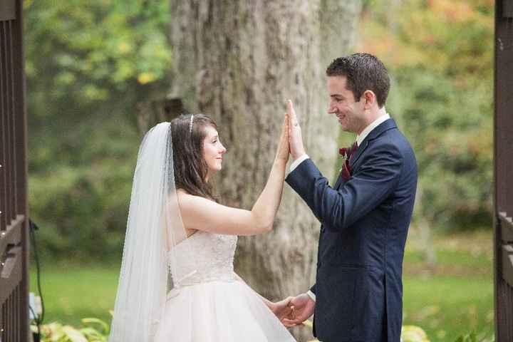 Finally Got Our Wedding Photos Back! - 7
