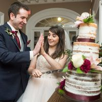 Cutting the cake (without looking ridiculous!) - 1