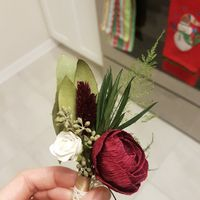 Fake Flowers vs. Real Flowers - 1