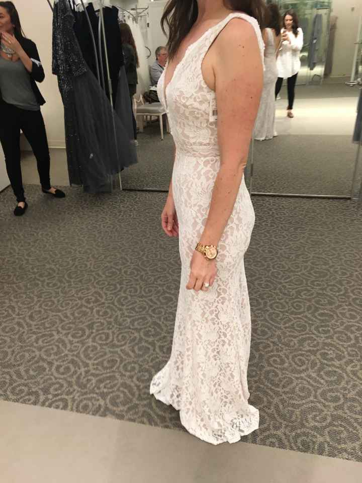 Have to show my dress to someone!! - 2