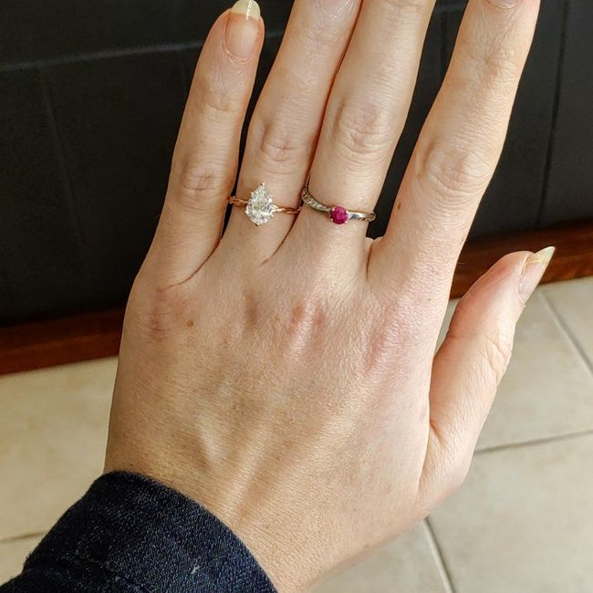 Show off your ring!! 5