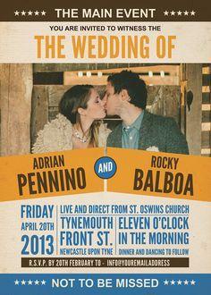 Boxing inspired weddings - Plan a wedding - Forum Weddingwire ca