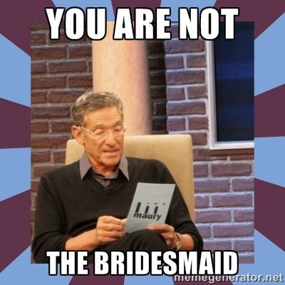 Just for laughs wedding memes and more - 8