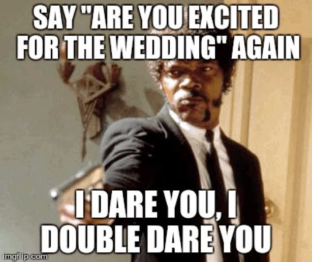 Just for laughs wedding memes and more - 17