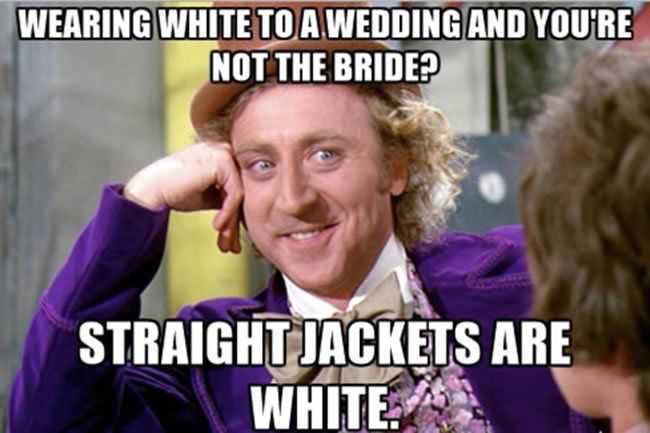 Just for laughs wedding memes and more - 19
