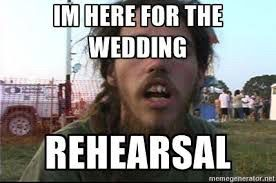 Just for laughs wedding memes and more - 25