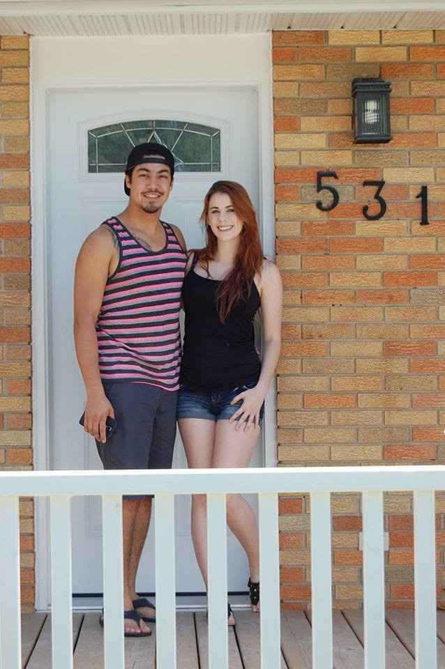 Our First House
