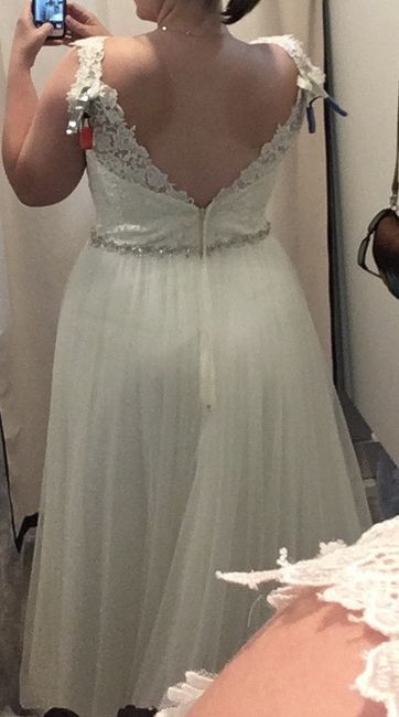 Help cant decide between two dresses 3