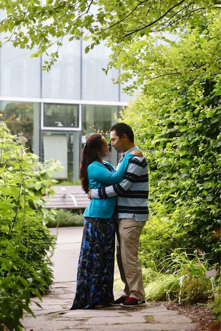 Let's Talk Photos! Engagement - 1