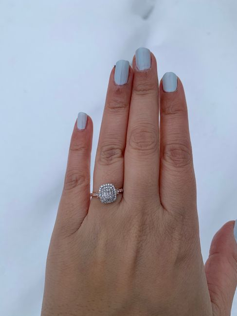 Brides of 2021! Show us your ring!! 10