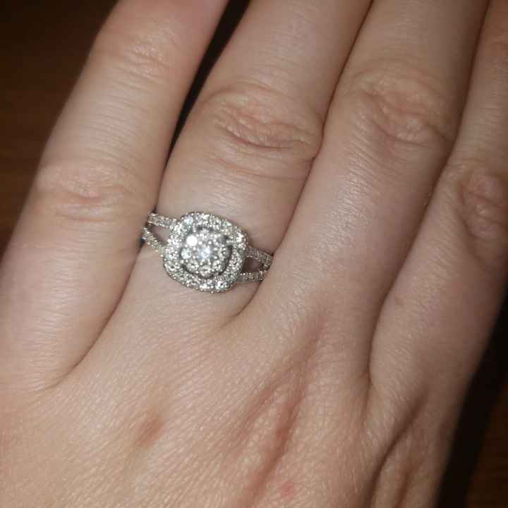 Show off your ring!! - 1
